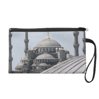 Blue Mosque with the curve of the main dome Wristlet