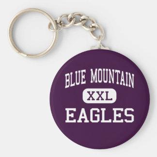 Blue Mountain - Eagles - High - Schuylkill Haven Keychain