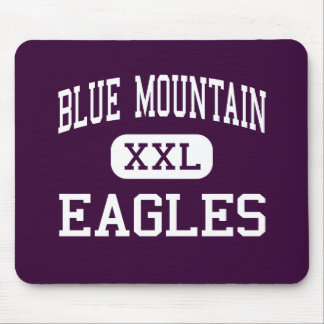 Blue Mountain - Eagles - High - Schuylkill Haven Mouse Pad