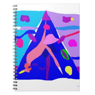 Blue Mountain Notebook