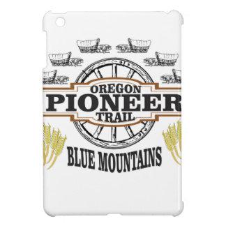 blue mountain ot pioneer iPad mini cover
