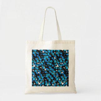 Blue Mountain Swallowtail Tote Bag