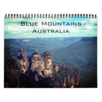 blue mountains 2021 calendar
