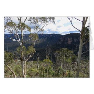 Blue Mountains Card