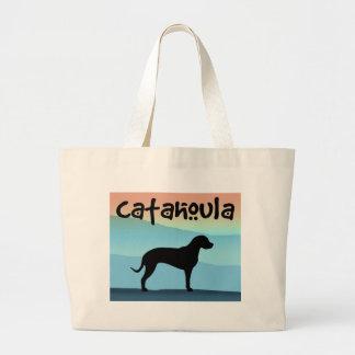 Blue Mountains Catahoula Canvas Bag