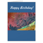 Blue Mountains Greeting Cards