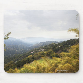 Blue Mountains over looking Kingston Mouse Pad