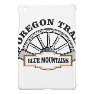 blue mountains patch case for the iPad mini