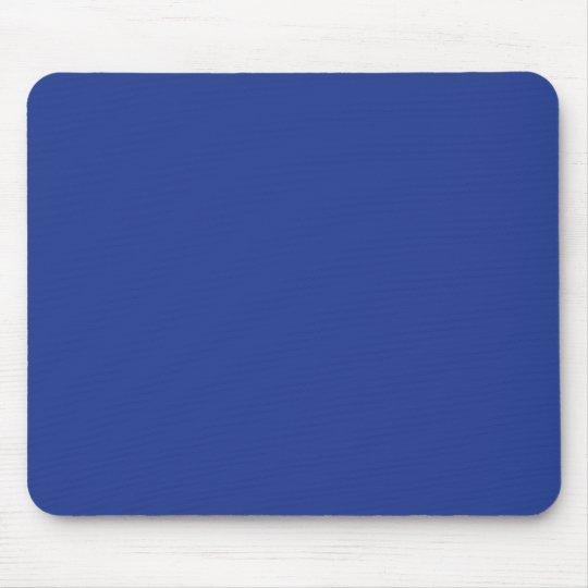Blue Mouse Pad