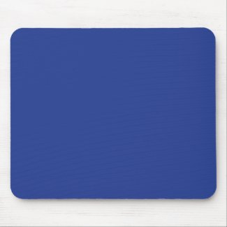Blue Mouse Pads
