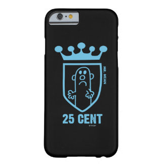 Blue Mr. Mean Crest & Crown Barely There iPhone 6 Case
