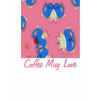 Blue Mug Love shirt