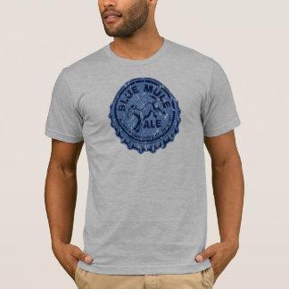 Blue Mule Ale Distressed T-Shirt