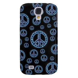 Blue Multi-Peace IPhone 3 Case