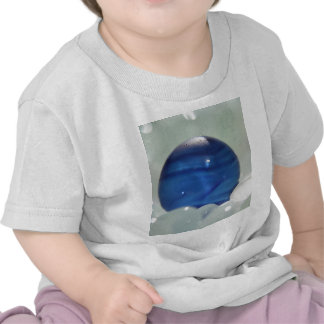Blue Multi Sea Glass Tee Shirts