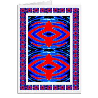 Blue n Red Diamond - Oriental Goodluck Graphics Card