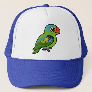 Blue-naped Parrot Trucker Hat