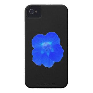 Blue Nasturtium Blackberry Bold Case
