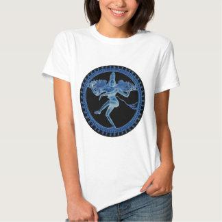 Blue Nataraja T-shirt