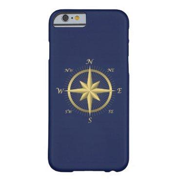 Blue Nautical iPhone 6 Cases
