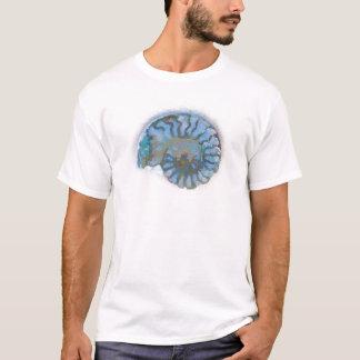 Blue Nautilus T-Shirt