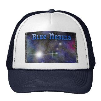 Blue Nebula Trucker Hat
