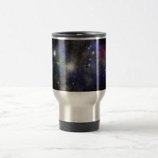 Blue Nebula Coffee Mugs