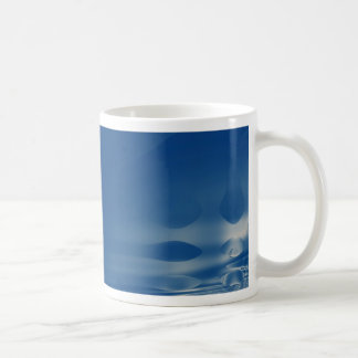 Blue Neon 1 Coffee Mug