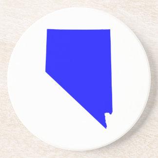 Blue Nevada Sandstone Coaster