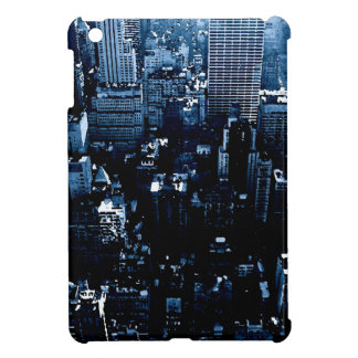 Blue New York City Cover For The iPad Mini