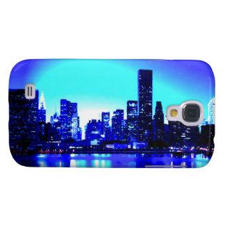 Blue New York City Galaxy S4 Case
