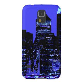 Blue New York City Galaxy S5 Case