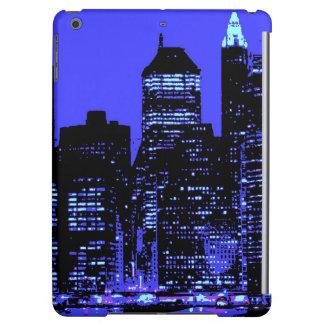 Blue New York City iPad Air Cover