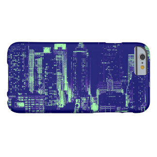 Blue New York City iPhone 6 Case