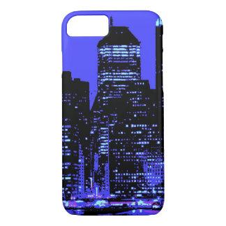 Blue New York City iPhone 7 Case