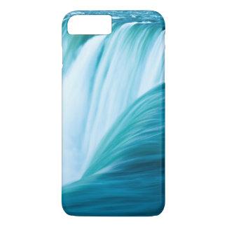 Blue Niagara Falls Waterfall iPhone 7 Plus Case