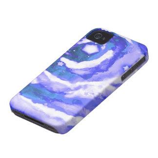 Blue Night Sky Blackberry Case
