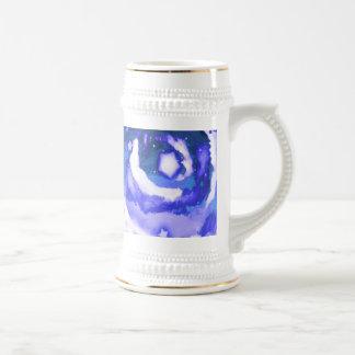Blue Night Sky Mug
