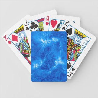 Blue Nile Bicycle Playing Cards