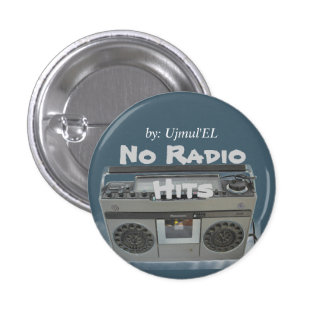 Blue No Radio Hits button