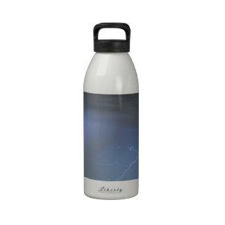 Blue Noise Reusable Water Bottles
