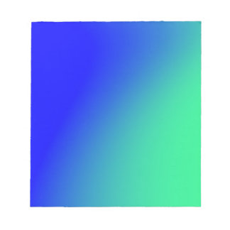 Blue Nomad Gradient Notepad