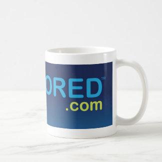 Blue nonBored Logo Coffee Mug