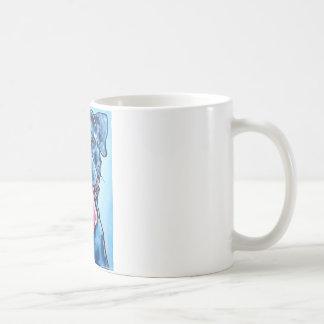 Blue Nosed Pit Bull Coffee Mug