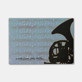 Blue Notes French Horn