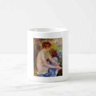 Blue Nude (female nude) ~ Coffee Mug