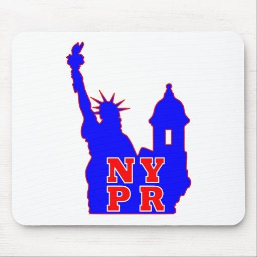 BLUE NYPR copy.png Mouse Pad