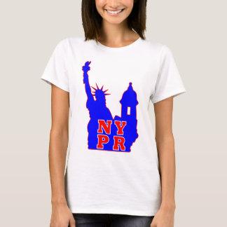 BLUE NYPR copy.png T-Shirt