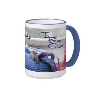 Blue Oasis Mug #001
