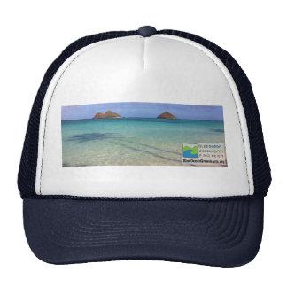 Blue Ocean Green Earth Project LaniKai Trucker Hat